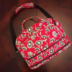 Vera Bradley Metropolitan briefcase/laptop bag